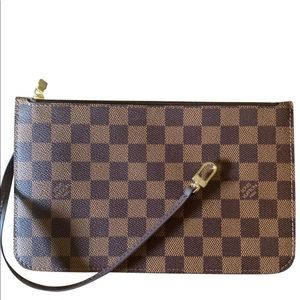 Brand new Louos Vuitton Neverfull Pouch